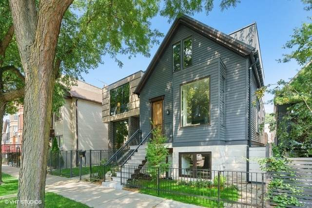 1707 N Francisco Avenue, Chicago, IL 60647 (MLS #10776297) :: Property Consultants Realty