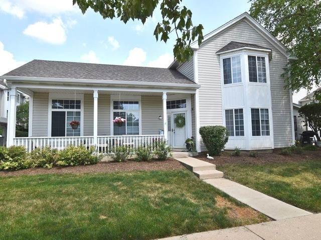 201 E Victoria Circle #201, North Aurora, IL 60542 (MLS #10776314) :: Property Consultants Realty