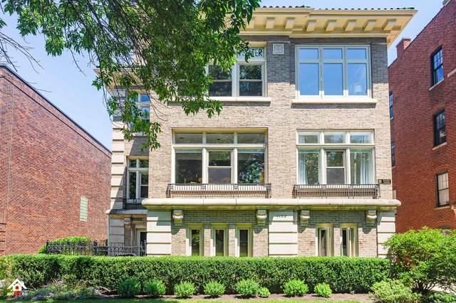 1152 W Farwell Avenue 3N, Chicago, IL 60626 (MLS #10776323) :: Helen Oliveri Real Estate