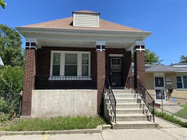 7231 S St Lawrence Avenue, Chicago, IL 60619 (MLS #10776340) :: Helen Oliveri Real Estate