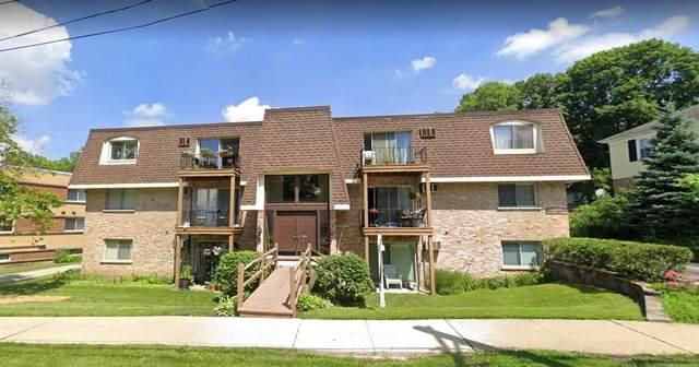 201 N President Street 2B, Wheaton, IL 60187 (MLS #10776342) :: The Dena Furlow Team - Keller Williams Realty