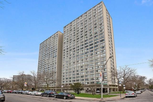 4800 S Lake Park Avenue #1109, Chicago, IL 60615 (MLS #10776381) :: Property Consultants Realty
