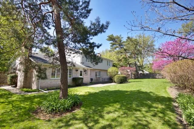 123 W North Street, Hinsdale, IL 60521 (MLS #10776400) :: Helen Oliveri Real Estate