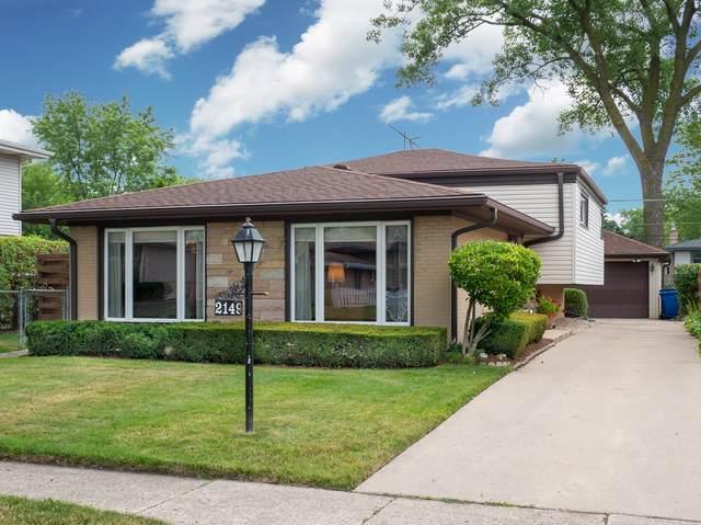 2149 Westview Drive, Des Plaines, IL 60018 (MLS #10776405) :: Property Consultants Realty