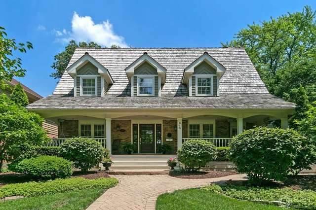 615 S Grant Street, Hinsdale, IL 60521 (MLS #10776435) :: Helen Oliveri Real Estate