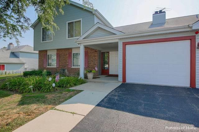 7030 Barrington Court #101, Woodridge, IL 60517 (MLS #10776451) :: Helen Oliveri Real Estate
