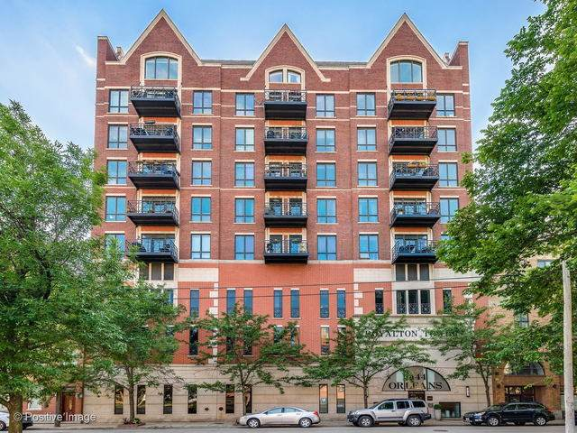 1444 N Orleans Street 5D, Chicago, IL 60610 (MLS #10776453) :: Property Consultants Realty