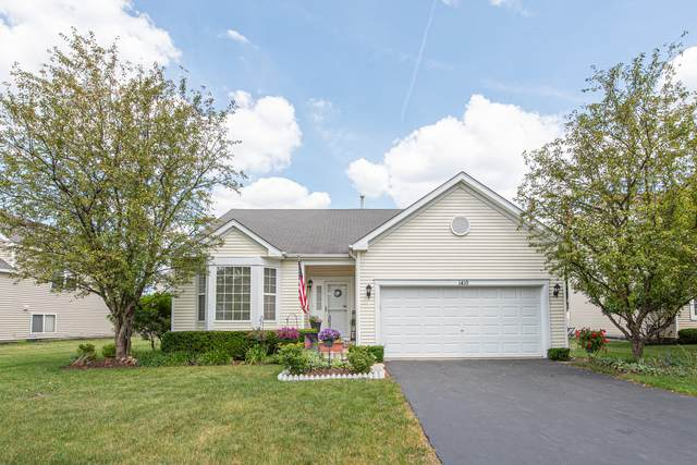 1410 Bridgehampton Drive, Plainfield, IL 60586 (MLS #10776470) :: The Dena Furlow Team - Keller Williams Realty