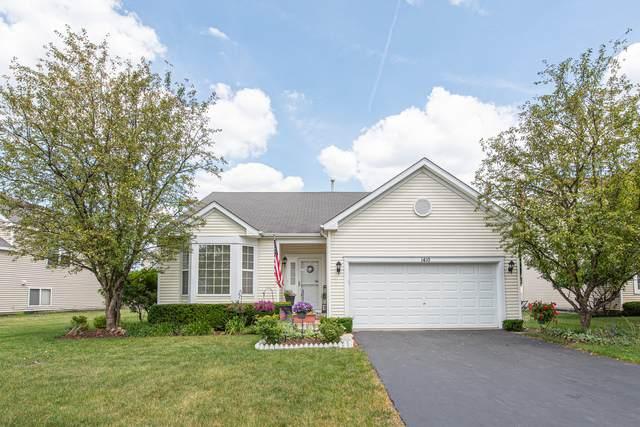 1410 Bridgehampton Drive, Plainfield, IL 60586 (MLS #10776470) :: Helen Oliveri Real Estate
