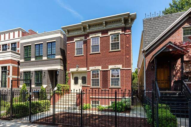 1317 N Bell Avenue, Chicago, IL 60622 (MLS #10776484) :: The Wexler Group at Keller Williams Preferred Realty