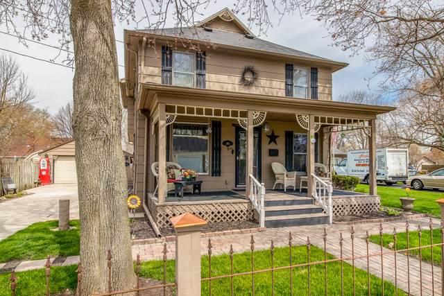 301 E Park Street, Plano, IL 60545 (MLS #10776492) :: Littlefield Group