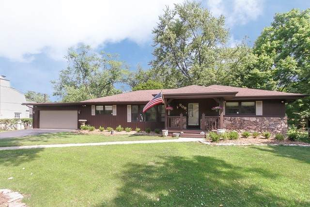 208 E Olive Avenue, Prospect Heights, IL 60070 (MLS #10776503) :: Littlefield Group