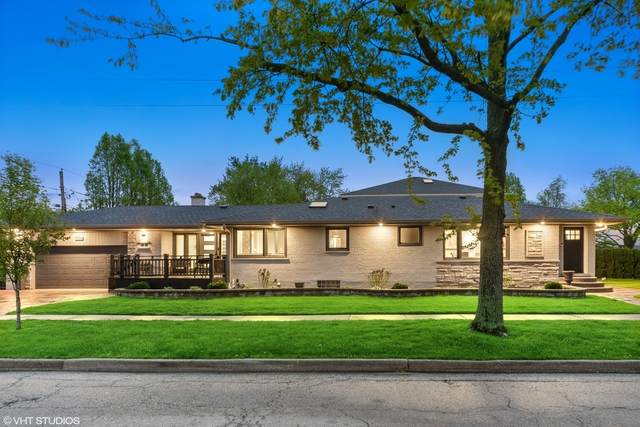 500 N Western Avenue, Park Ridge, IL 60068 (MLS #10776508) :: Littlefield Group