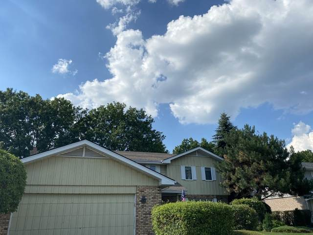8236 Spyglass Circle, Orland Park, IL 60462 (MLS #10776513) :: Littlefield Group