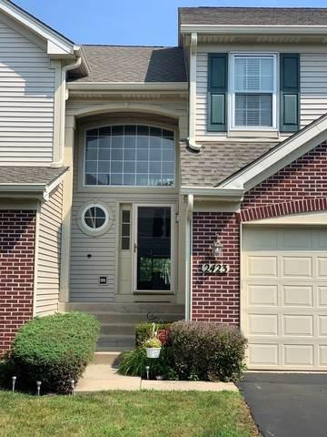 2423 Stonegate Road, Algonquin, IL 60102 (MLS #10776523) :: John Lyons Real Estate