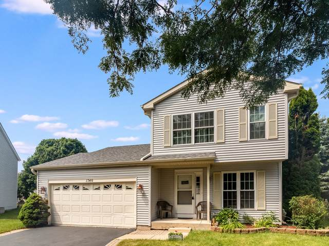 1740 Ivy Hill Court, Romeoville, IL 60446 (MLS #10776545) :: Angela Walker Homes Real Estate Group