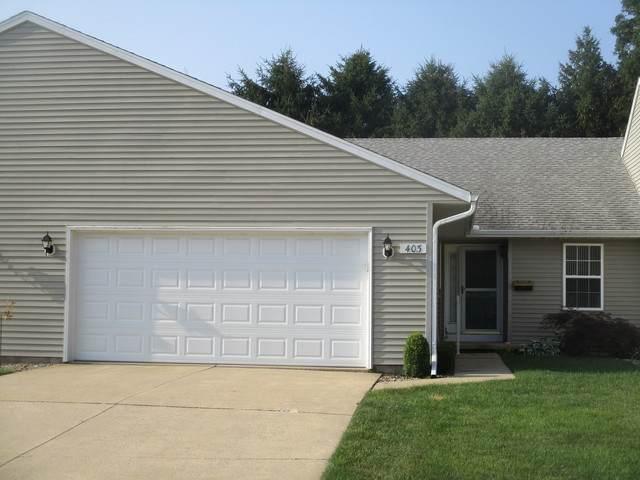 403 E Wilson Street #0, Tuscola, IL 61953 (MLS #10776565) :: Ryan Dallas Real Estate