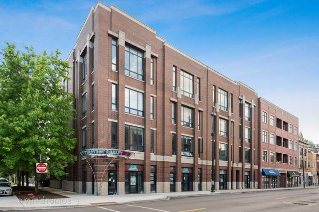 2239 W North Avenue 2A, Chicago, IL 60647 (MLS #10776573) :: Property Consultants Realty