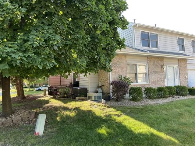 9250 Wherry Lane 69B, Orland Park, IL 60462 (MLS #10776585) :: Ryan Dallas Real Estate