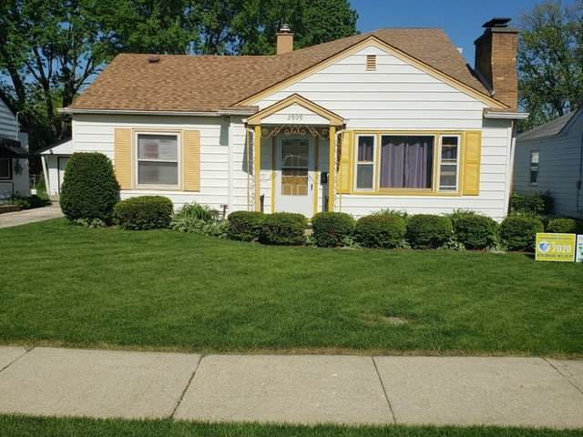 2909 S 12th Avenue, Broadview, IL 60155 (MLS #10776662) :: Property Consultants Realty