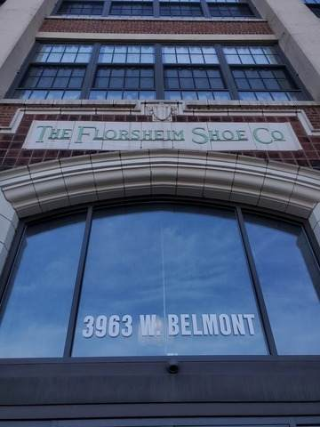 3963 W Belmont Avenue #339, Chicago, IL 60618 (MLS #10776680) :: Property Consultants Realty