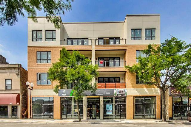 4024 N Lincoln Avenue 4A, Chicago, IL 60618 (MLS #10776710) :: Property Consultants Realty