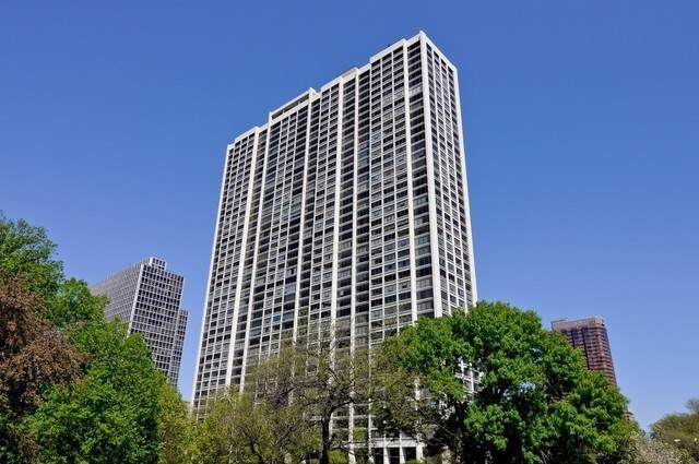 2800 N Lake Shore Drive #809, Chicago, IL 60657 (MLS #10776722) :: Property Consultants Realty