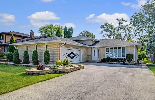 10327 S Alta Drive, Palos Hills, IL 60465 (MLS #10776743) :: Property Consultants Realty