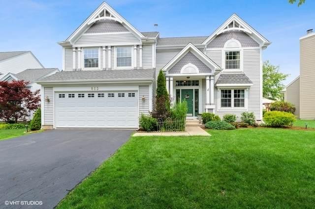 853 Tylerton Circle, Grayslake, IL 60030 (MLS #10776749) :: BN Homes Group