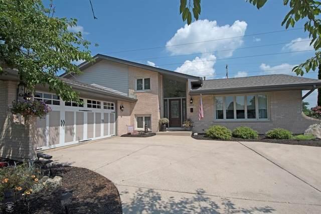 14610 S Stonegate Drive, Homer Glen, IL 60491 (MLS #10776764) :: Ryan Dallas Real Estate