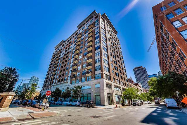 849 N Franklin Street #1001, Chicago, IL 60610 (MLS #10776805) :: Property Consultants Realty