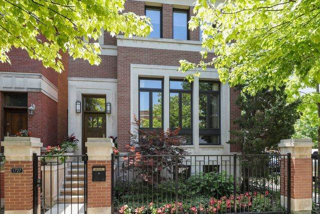 1727 W Wellington Avenue, Chicago, IL 60657 (MLS #10776816) :: Property Consultants Realty
