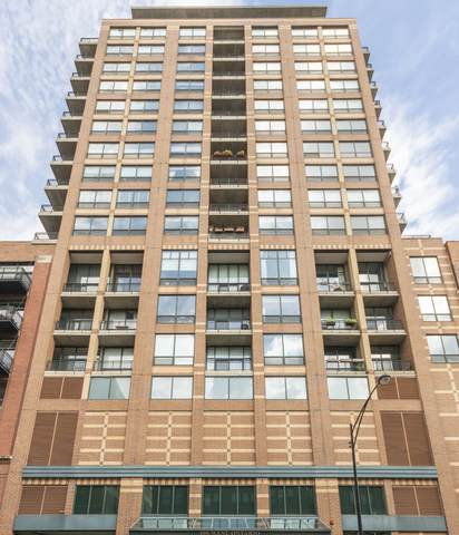 400 W Ontario Street #701, Chicago, IL 60654 (MLS #10776943) :: Angela Walker Homes Real Estate Group