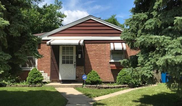 2740 Calwagner Street, Franklin Park, IL 60131 (MLS #10776970) :: Property Consultants Realty