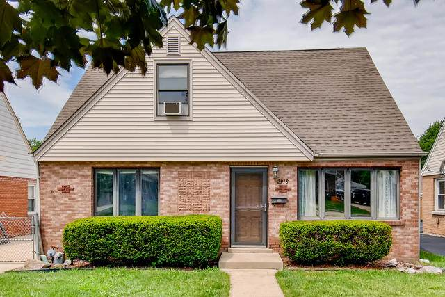 2918 Louis Street, Franklin Park, IL 60131 (MLS #10777028) :: Property Consultants Realty