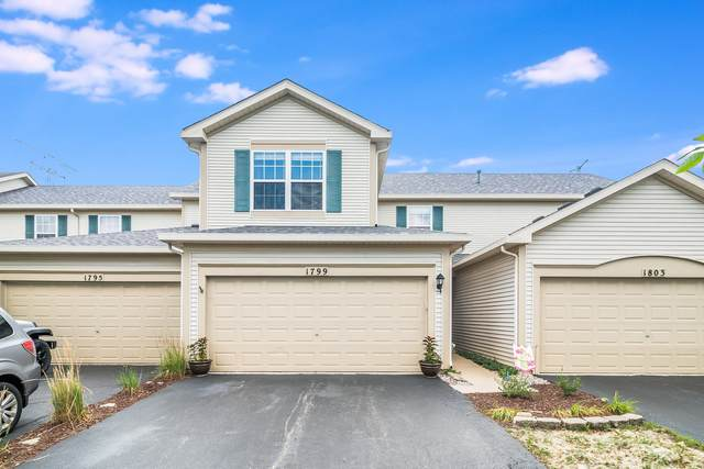 1799 S Wentworth Circle, Romeoville, IL 60446 (MLS #10777036) :: Touchstone Group