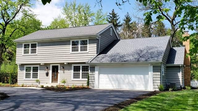 1101 Woodview Road, Burr Ridge, IL 60527 (MLS #10777037) :: Littlefield Group