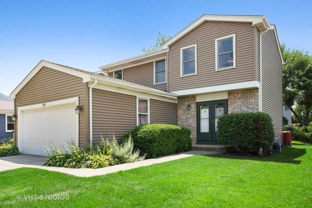 1165 Singleton Drive, Roselle, IL 60172 (MLS #10777046) :: John Lyons Real Estate