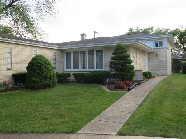 6632 Davis Street, Morton Grove, IL 60053 (MLS #10777110) :: Ryan Dallas Real Estate
