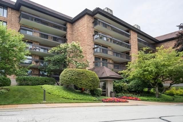 3801 Mission Hills Road #208, Northbrook, IL 60062 (MLS #10777138) :: Ryan Dallas Real Estate