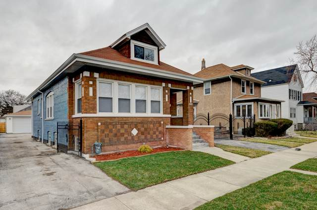 8830 S Aberdeen Street, Chicago, IL 60620 (MLS #10777165) :: Property Consultants Realty