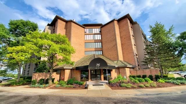 75 Kristin Circle #601, Schaumburg, IL 60195 (MLS #10777172) :: Angela Walker Homes Real Estate Group