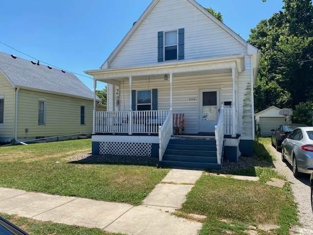 1214 W Grove Street, Bloomington, IL 61701 (MLS #10777195) :: Ryan Dallas Real Estate