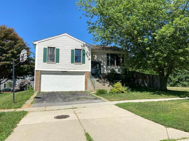 5198 Chambers Drive, Hoffman Estates, IL 60010 (MLS #10777255) :: Angela Walker Homes Real Estate Group