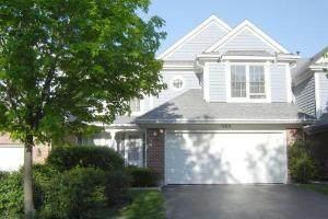 385 Deerbrook Lane #385, Vernon Hills, IL 60061 (MLS #10777348) :: John Lyons Real Estate