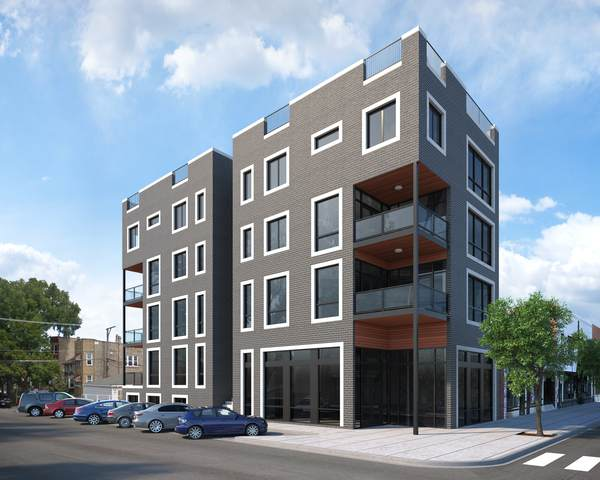 3024 W Irving Park Road 3S, Chicago, IL 60612 (MLS #10777349) :: Property Consultants Realty