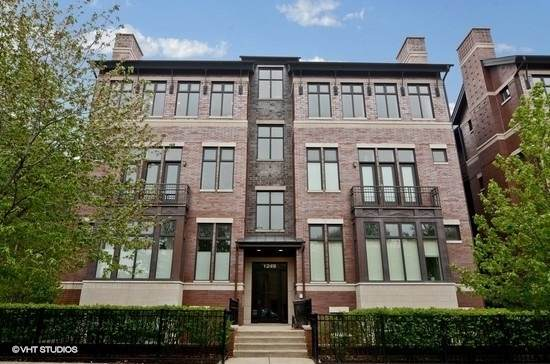 1249 W Melrose Street 3E, Chicago, IL 60657 (MLS #10777357) :: Property Consultants Realty