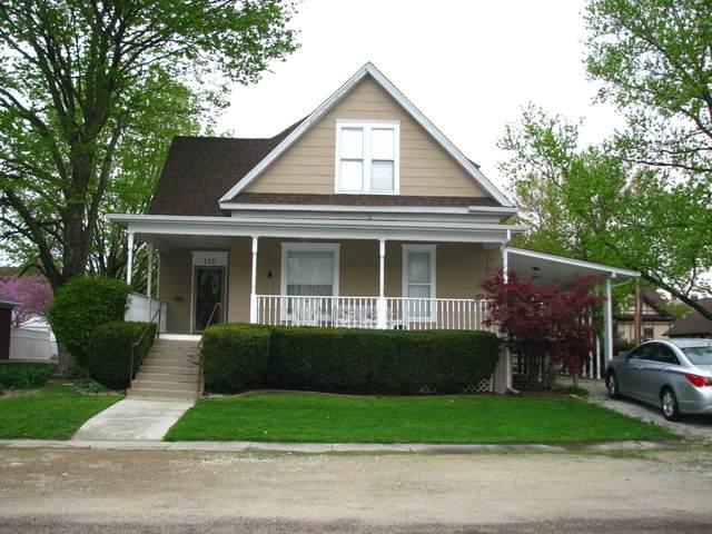 110 W Van Allen Street, Tuscola, IL 61953 (MLS #10777439) :: Lewke Partners