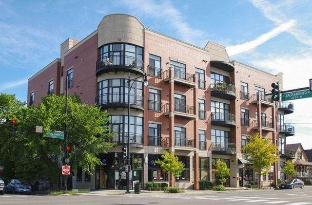 2954 W Irving Park Road 4D, Chicago, IL 60618 (MLS #10777448) :: Property Consultants Realty