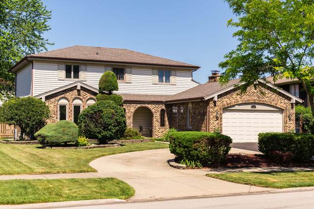 1136 N 8th Avenue, Addison, IL 60101 (MLS #10777450) :: Touchstone Group
